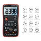 RM408B Digital Multimeter 8000 Counts True-RMS