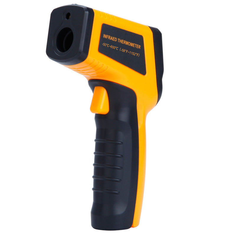RICHMETERS 600°C Digital laser Infrared Thermometer Temperature Gun Instrument Pyrometer