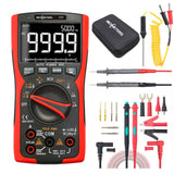 RM777 Digital Multimeter 9999 Professional True RMS Analog Tester Multimetro Capacitor NCV AC/DC