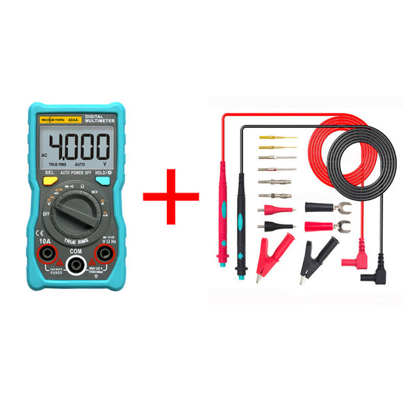 RM404ABCD Digital Multimeter Auto-Ranging 4000 count