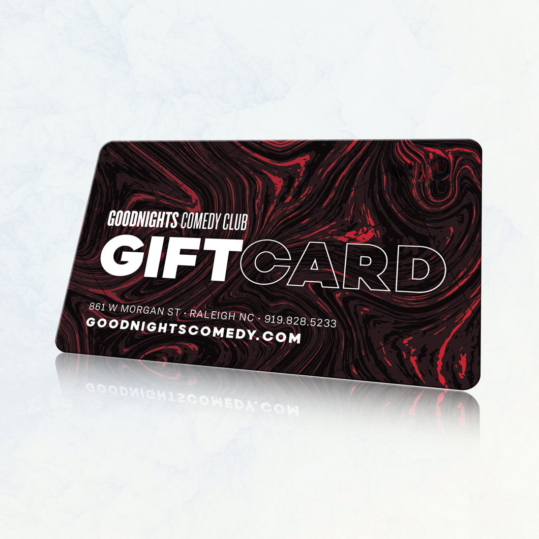 Goodnights Gift Card | $25-$100