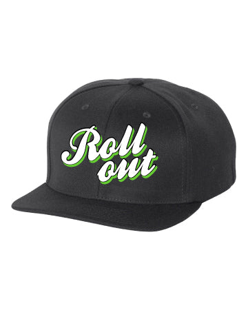 Ballpark Flat Brim Hat