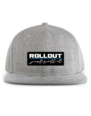 Rollout Heather Snapback Hat