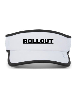 Rollout Team Issue Sport Visor