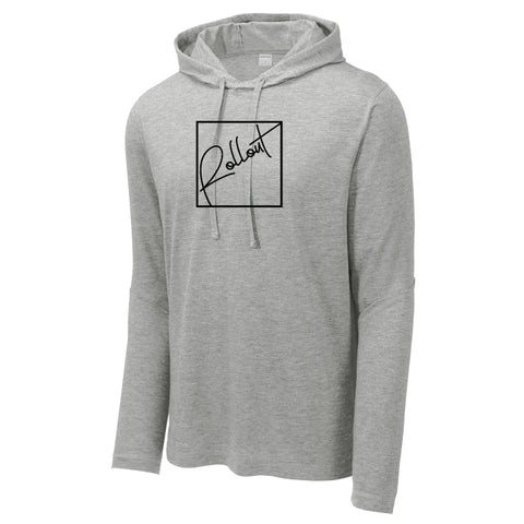 Boxout Tri-blend Hooded Pullover