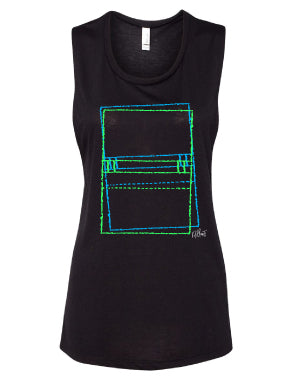 Court Women's Muscle Tank