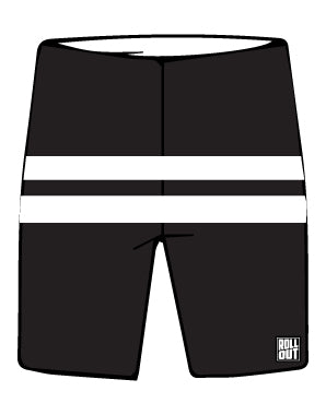 Hybrid 4-Way Stretch Performance Shorts