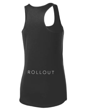 Rollout RB Signature Performance Racerback Tank