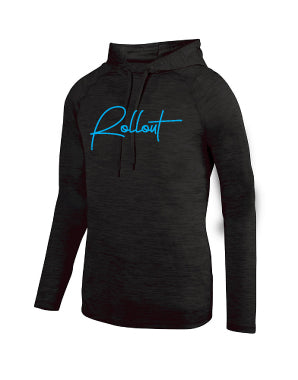 Scripted Performance Hooded Pullover