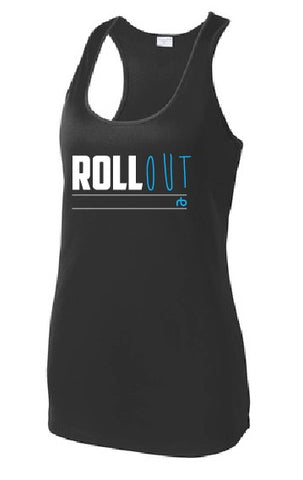 Lineup Performance Racerback Tank (Womens)