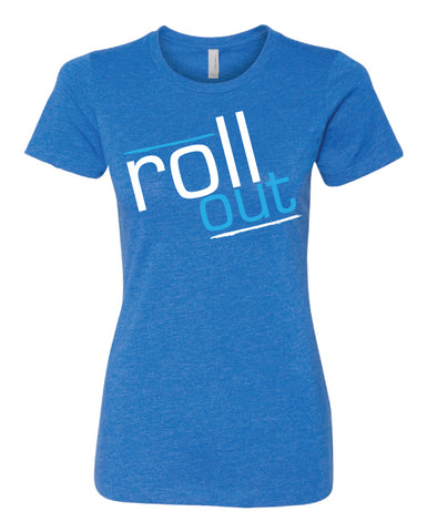 Rollout Signature T-Shirt (Ladies)