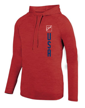 US Team Electric Sport Pullover