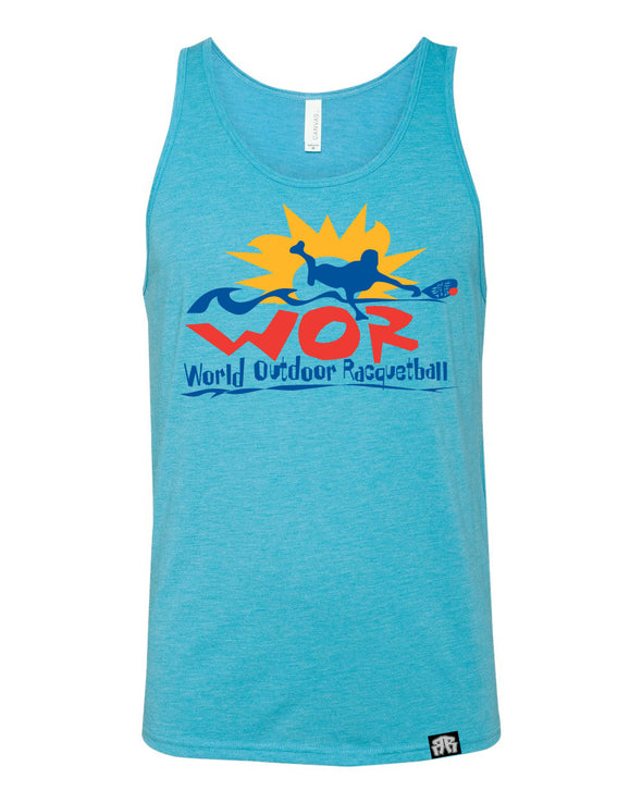 WOR Official Tank