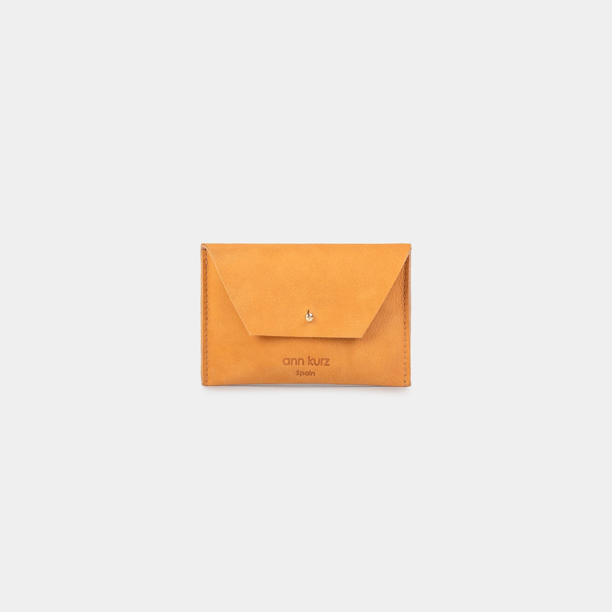 Mika Western Old Orange Wallet