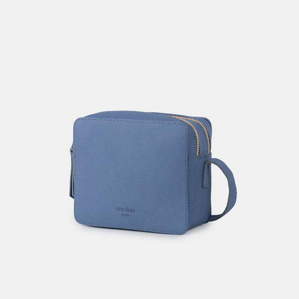 Nadine Mini Western Klein Blue Shoulder Bag