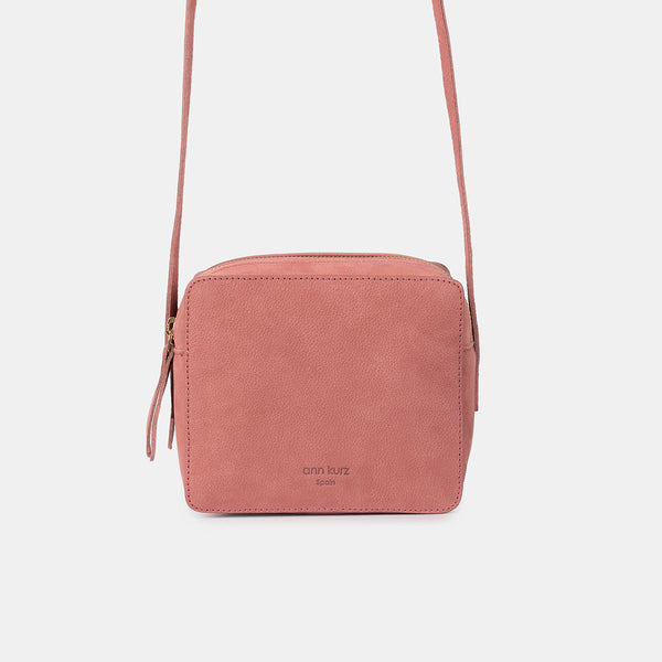 Nadine Mini Western Old Rose Shoulder Bag