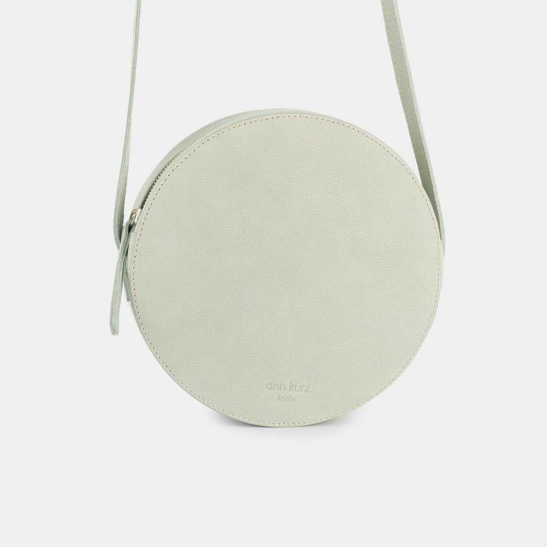 Pia Mint Circle Bag - ann kurz