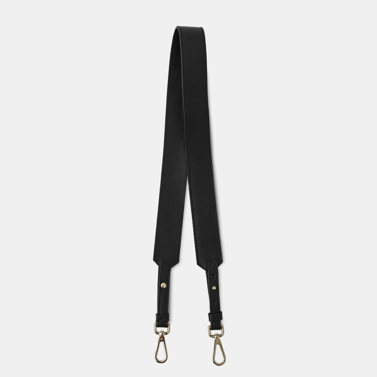 Shoulder Strap Nappa Black