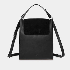 Alex Black Mix Business Bag - ann kurz