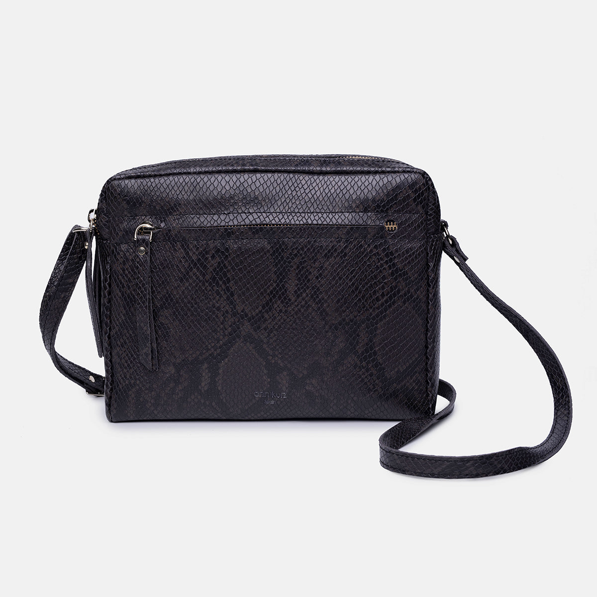 Cubo Snake Amazonia Shoulder Bag