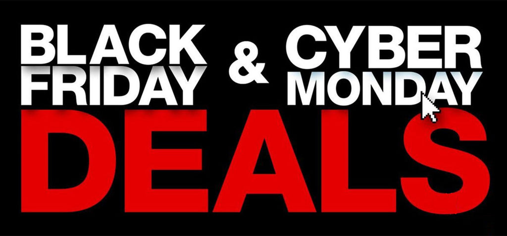 Big Surprise 👉 Black Friday & Cyber Monday