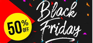 Black Friday Sale - Up to 50% OFF