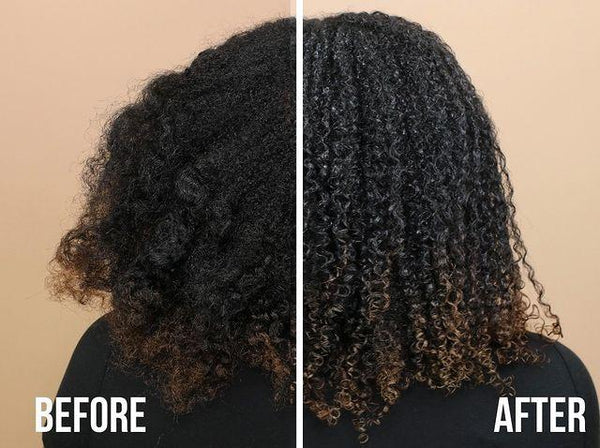 before and after