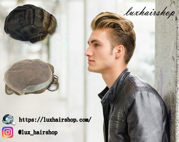 luxhairshop men toupee