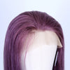 Image of Peruvian Hair Fashion Straight Full Lace Wig Purple Color