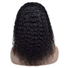 Image of Brazilian Hair Natural Color Curly Lace Front Wig