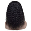 Image of Peruvian Hair Curly Full Lace Wig Natural Color