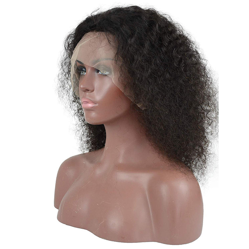 curly lace wig