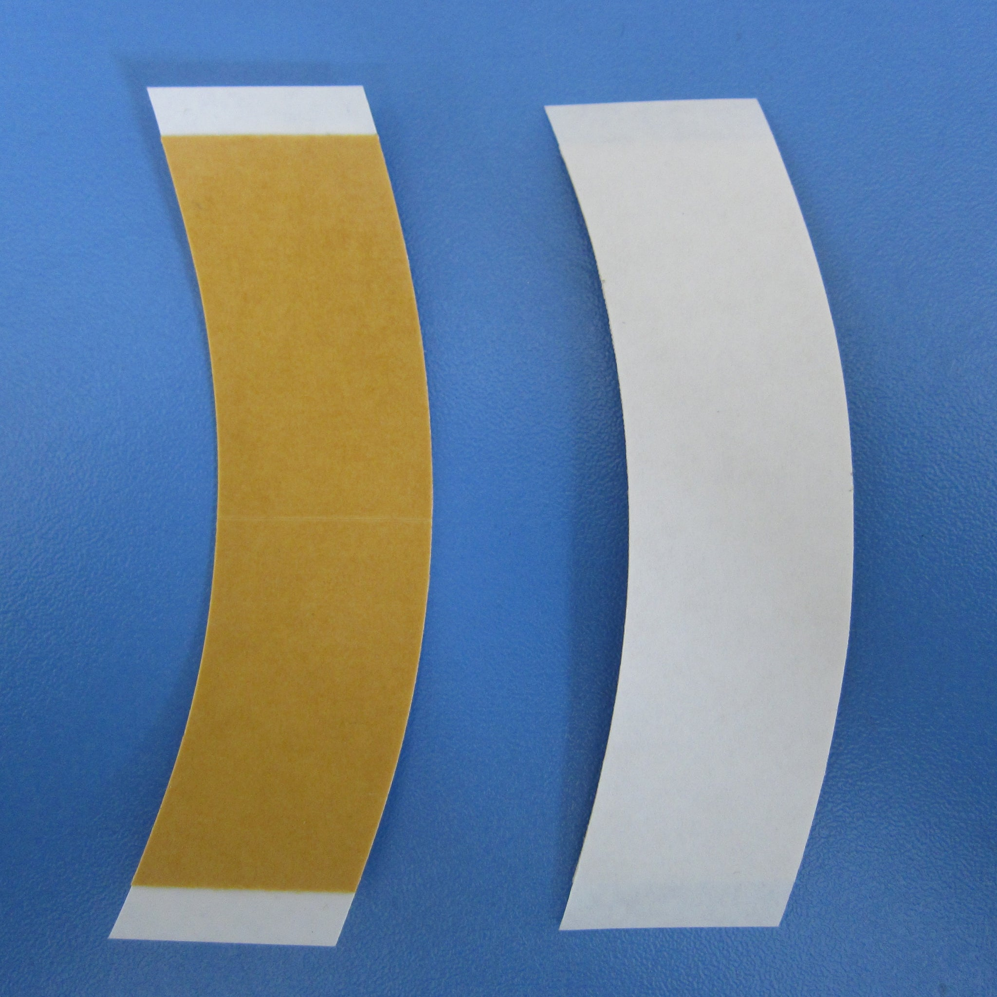 Yellow CC Shape 1 Inch Tape (Thin)