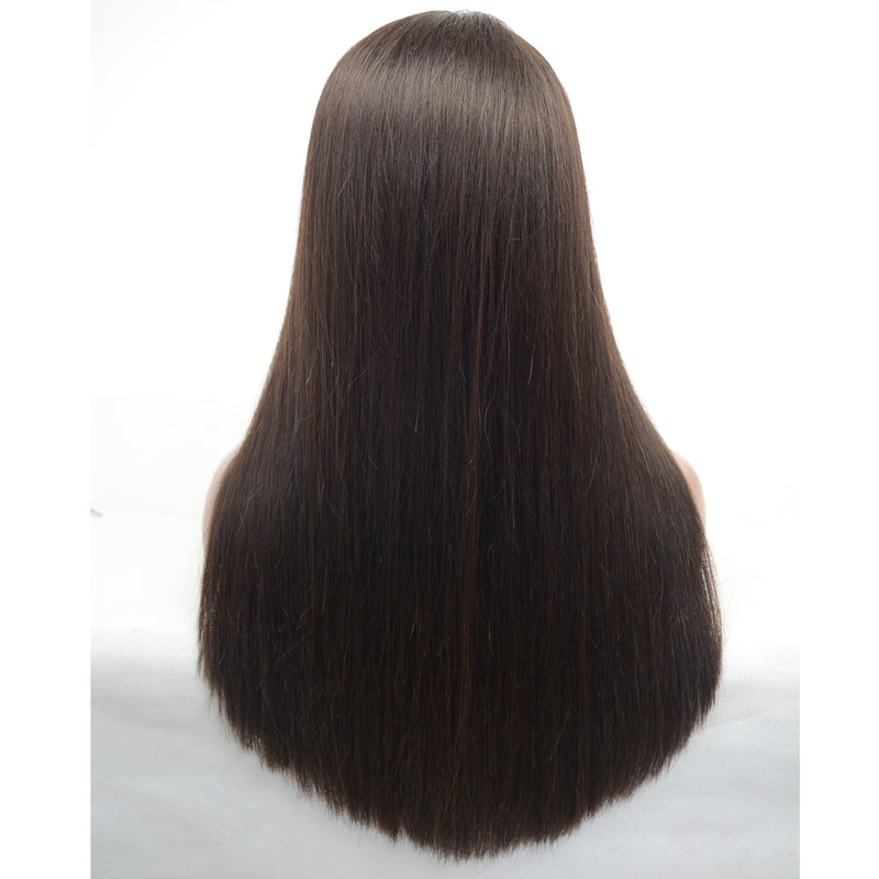 long hair wig straight