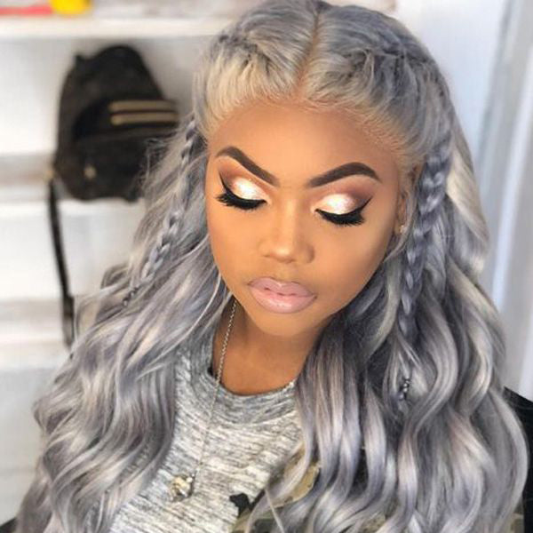 Body Wave Long Lace Front Wig