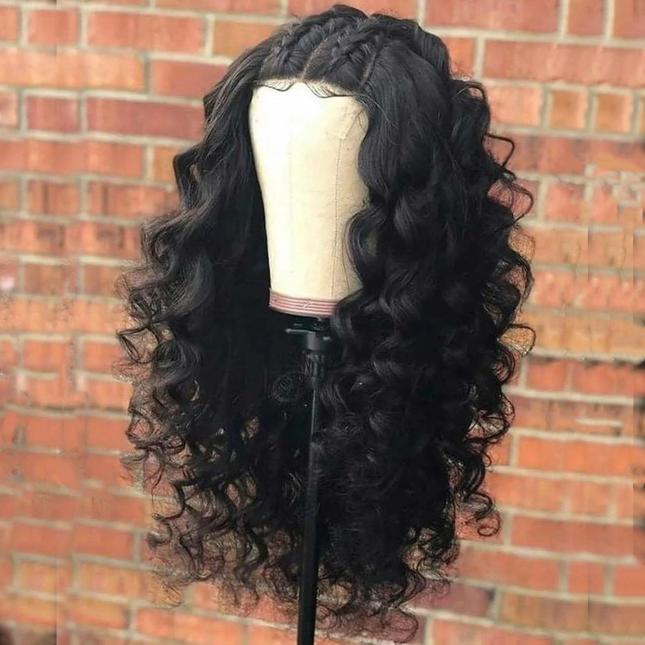 HD Transparent Lace Front Wig