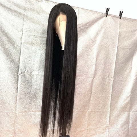 Full lace Black wig