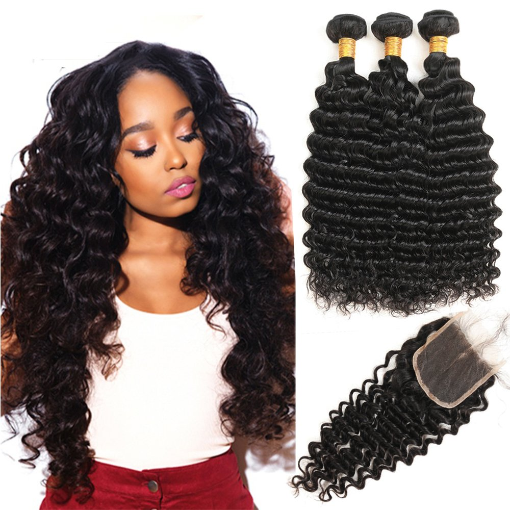 Deep Wave Set Hair