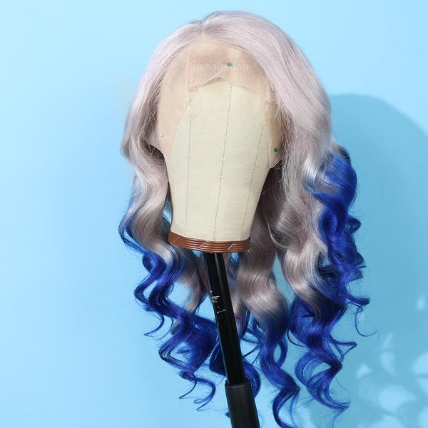 Gradient Color wig