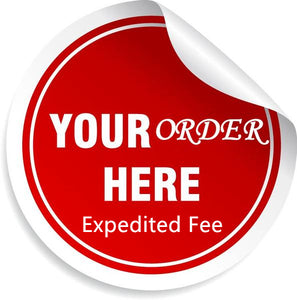 Special order for Expedited Fee
