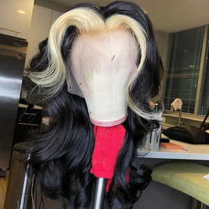 Body Wave highlight wig full lace