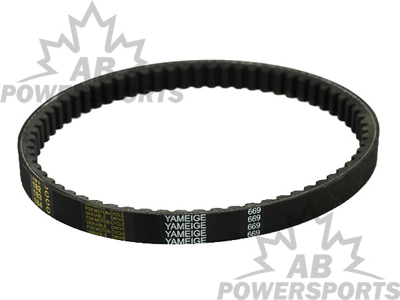 Torque Converter Replacement Belt