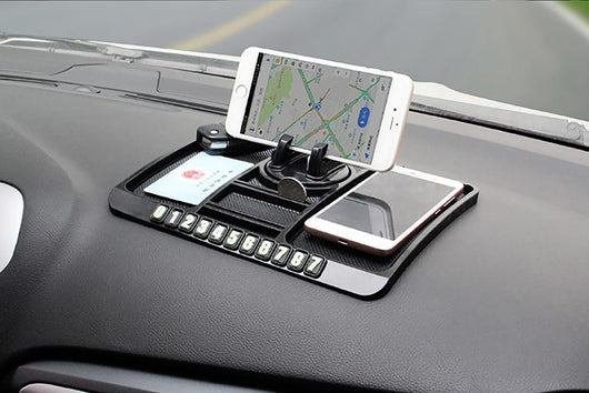 Adjustable Mobile Phone Holder for Car 360 Degree flexible Car Accessories BANFIY USA