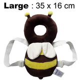 Baby Head Protection Pad Toddler Pillow pillow BANFIY USA Large Black Bee