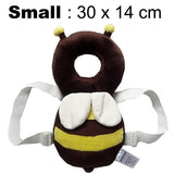 Baby Head Protection Pad Toddler Pillow pillow BANFIY USA Small Black Bee