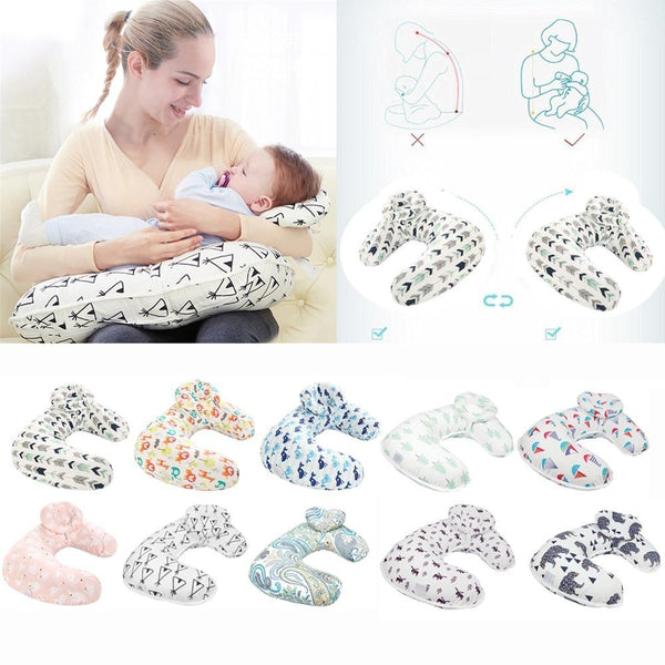 Baby Nursing Pillows Maternity Breastfeeding U-Shaped Soft Pillow Maternity Pillow BANFIY USA