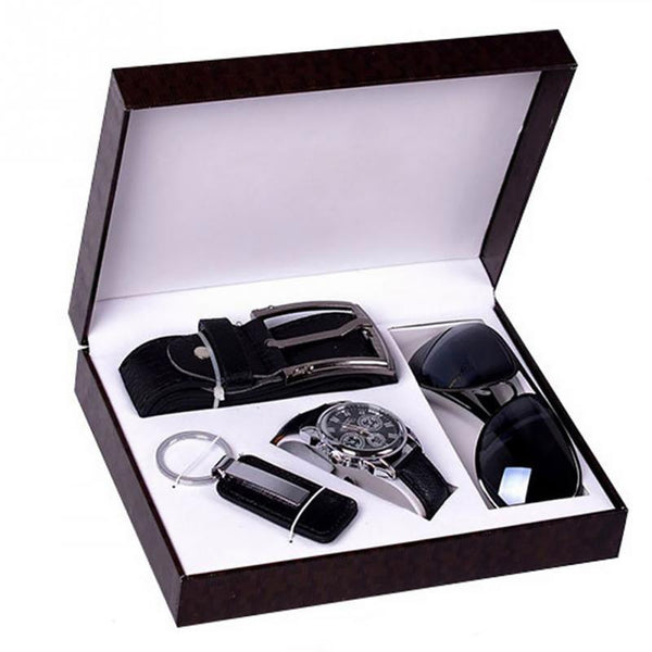 Beautiful Men Watch Gift box Set Men Watch Banfiyusa