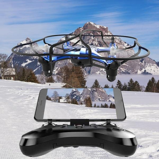 Camera Drone With 1080P HD 4k Drone BANFIY USA AT96-BLUE China
