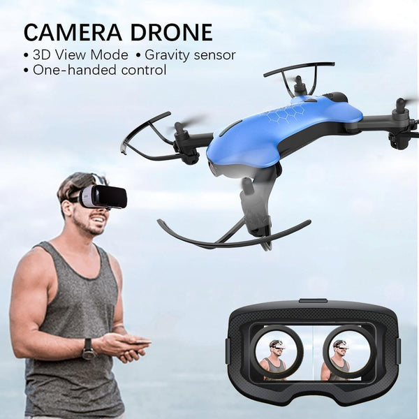 Camera Drone With Camera HD Mini Quadcopter Drone BANFIY USA