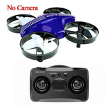 Camera Drone With Camera HD Mini Quadcopter Drone BANFIY USA AT-66-BLUE China